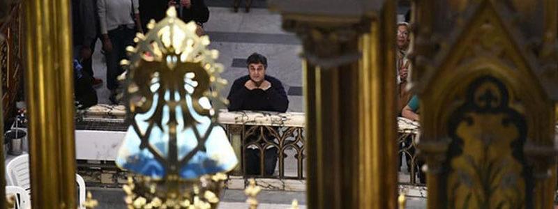 Jornada De Oración Y Solidaridad Junto A María De Luján