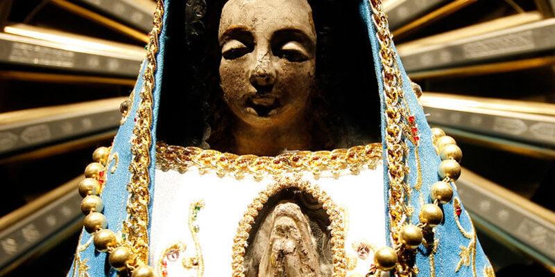 "Novena A La Virgen De Luján 2021 ""Con San José Abrazamos A María"""