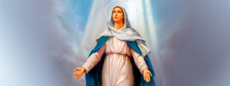 Asunción De La Virgen María A Los Cielos