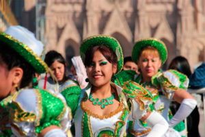 Peregrinación Boliviana al Santuario de Luján