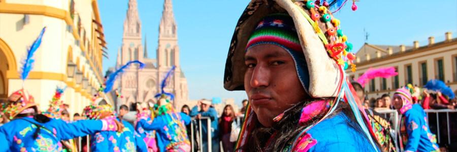 64° Peregrinación De La Colectividad Boliviana A Luján