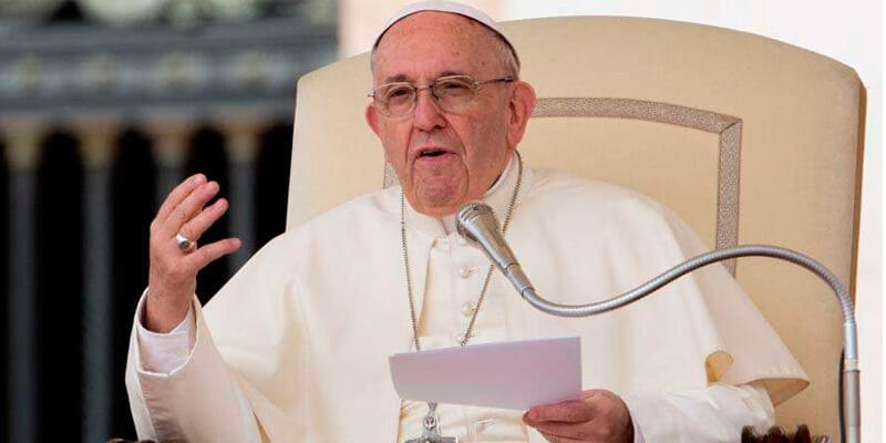 """2da Catequesis Del Santo Padre: """"Curar El Mundo"""""""