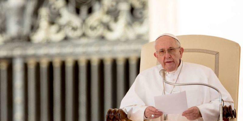 "5ta. Catequesis Del Papa Francisco ""Curar El Mundo"""