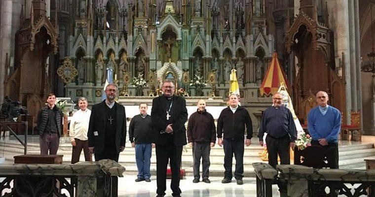 Recibimos La Visita Pastoral Del Sr. Nuncio Apostólico