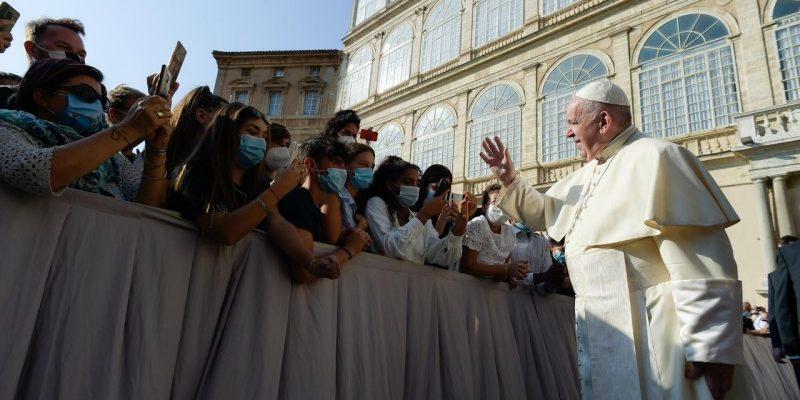 "6ta. Catequesis Del Papa Francisco ""Curar El Mundo"""