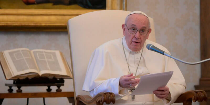 "4ta Catequesis Del Santo Padre: ""Curar El Mundo"""