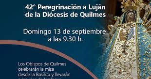 Peregrinacion N°42 Quilmes