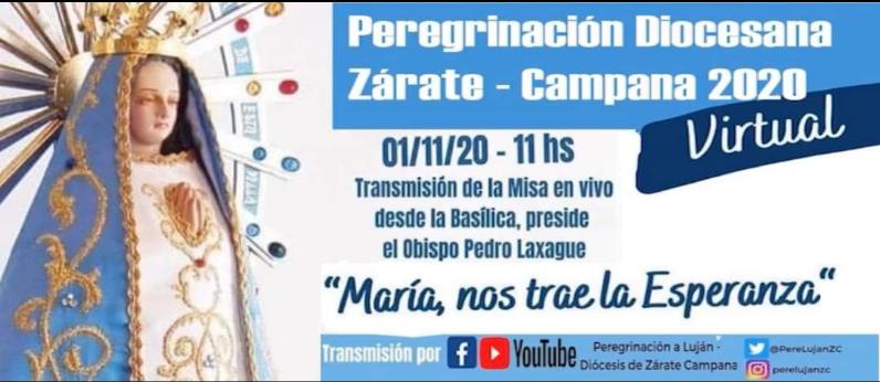 Peregrinación De La Diócesis De Zárate – Campana