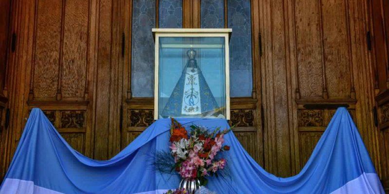 Bendecido 2021 Junto A La Virgen De Luján