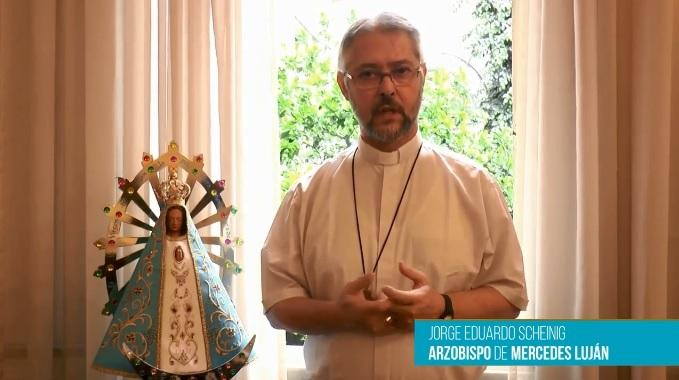 Comunicado De Nuestro Padre Obispo +Jorge Eduardo