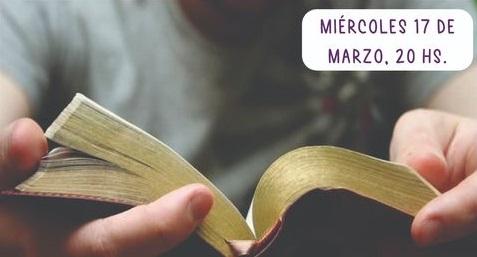 """Cuarta Adoración De Cuaresma """"María Abraza Nuestra Palabra"""""""