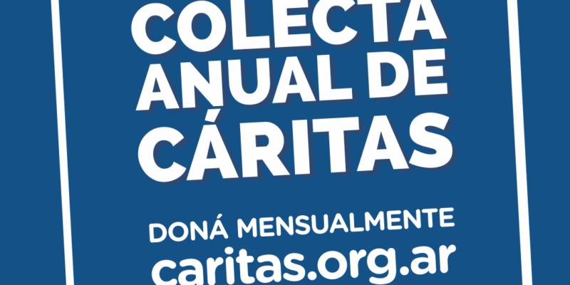 Colecta Anual De Cáritas Argentina